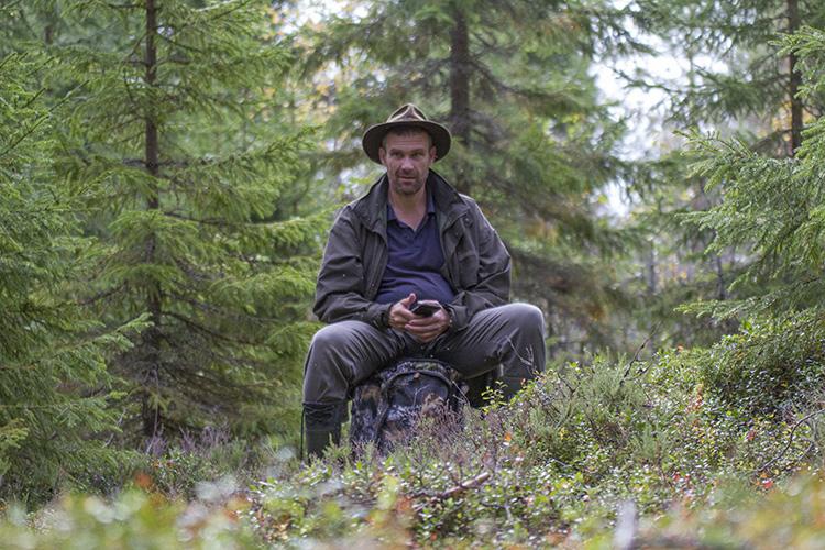 Yrityksen perustaja Kimmo MIkkonen.
